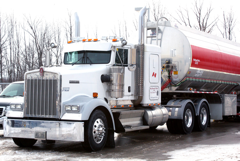 Fuel Transport Services by MacDonnell Fuels