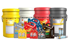 Shell Lubricants are carried at MacDonnell Fuels