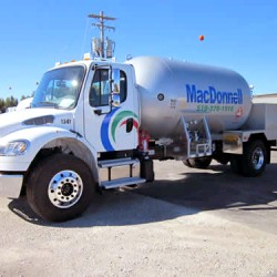 MacDonnell Fuels launched into the Propane Supply business