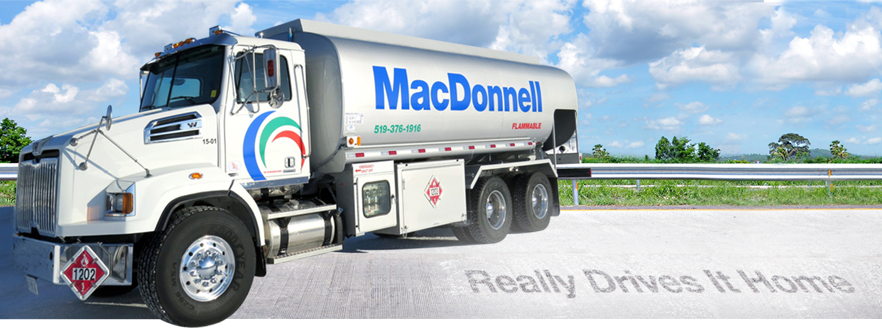 MacDonnel Fuels Truck